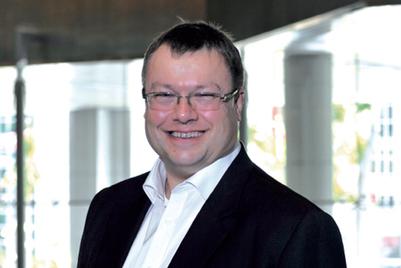 Profile: Regional markteing chief of Diageo James Thompson